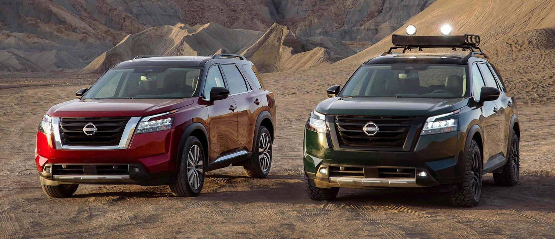 Nissan Pathfinder 2021 года