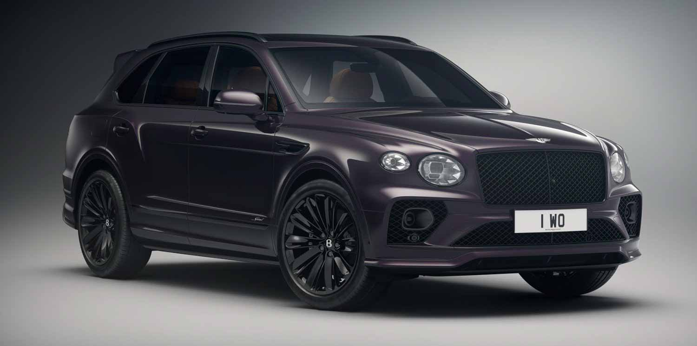 Bentley Bentayga Speed Русское Наследие