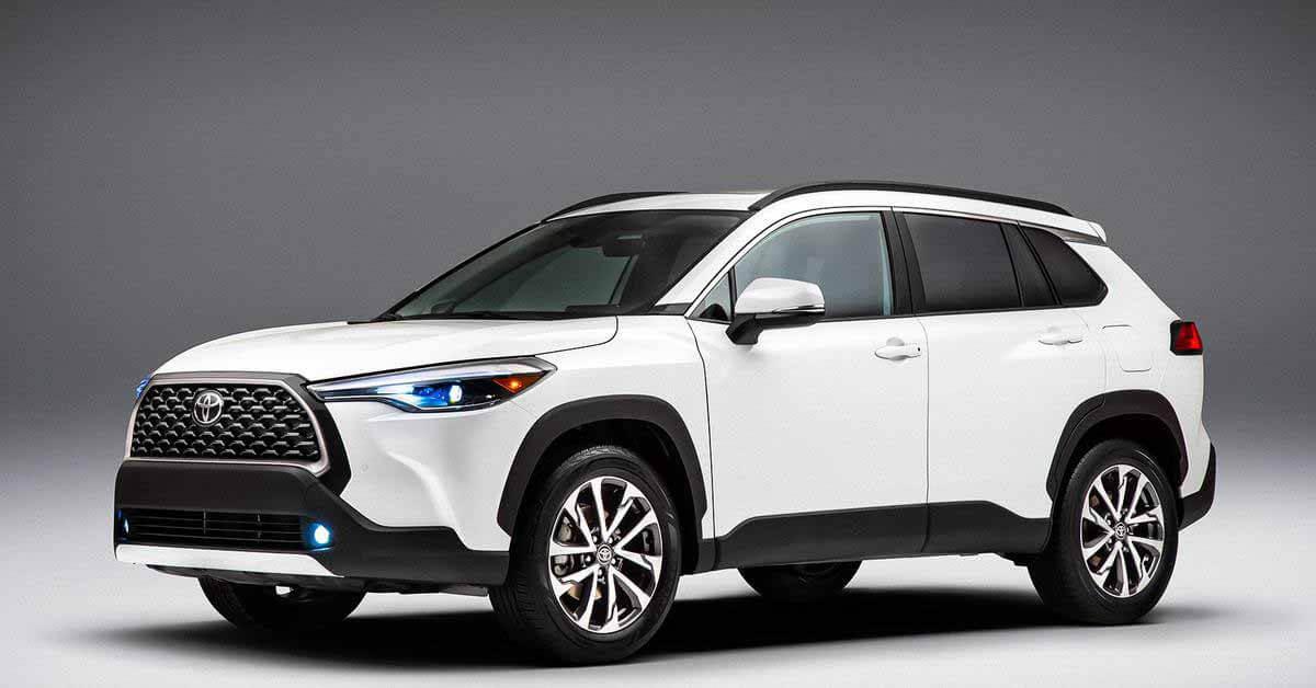 Внедорожник Toyota Corolla Cross получит гибридную версию для США - Motor