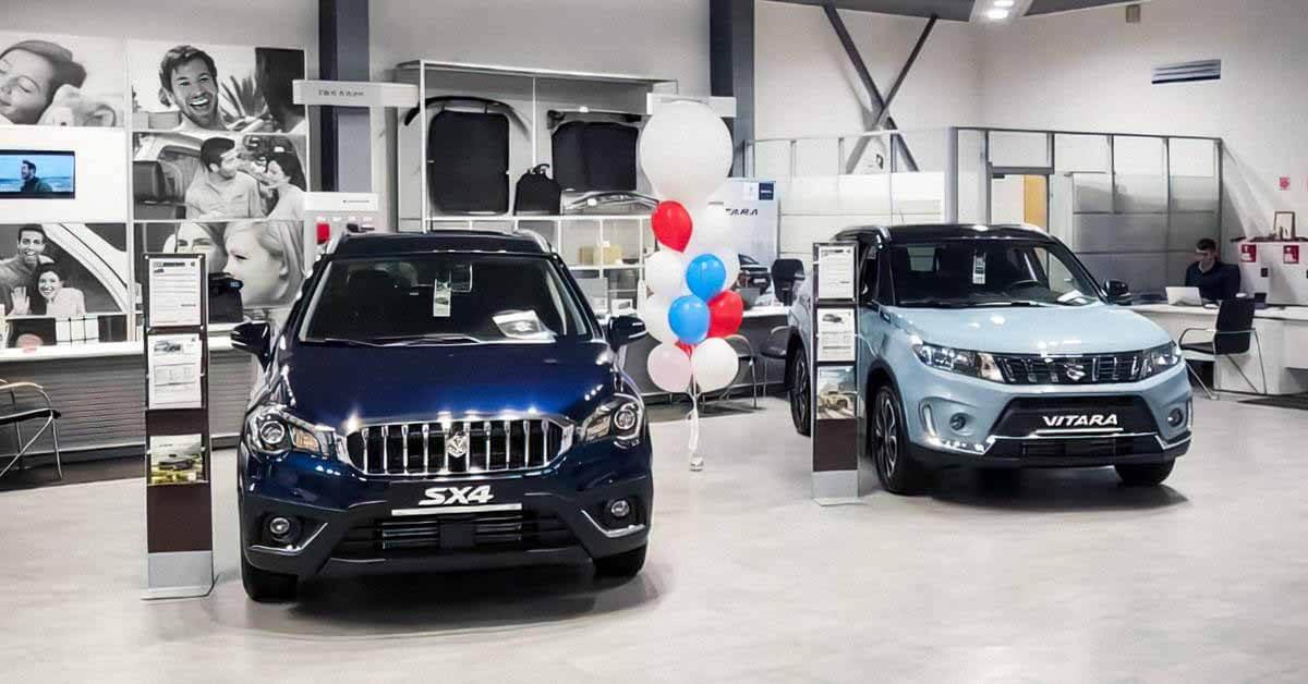 Suzuki снова подняла цены в России.  Подорожали две машины - Мотор