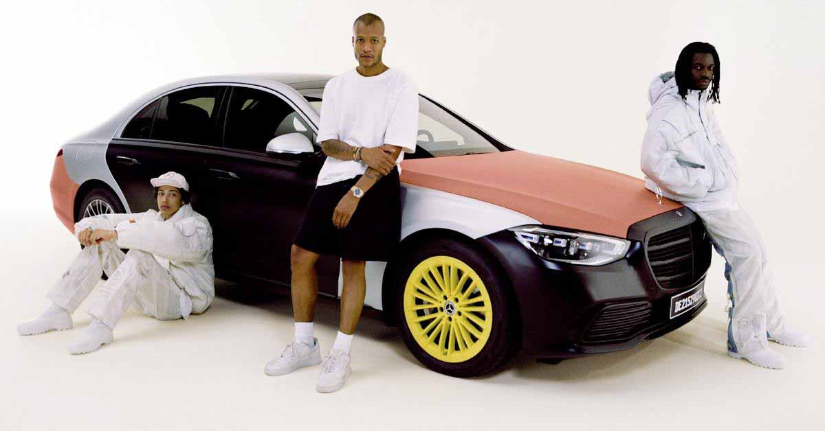 Mercedes-Benz запускает коллекцию подушек безопасности - Motor