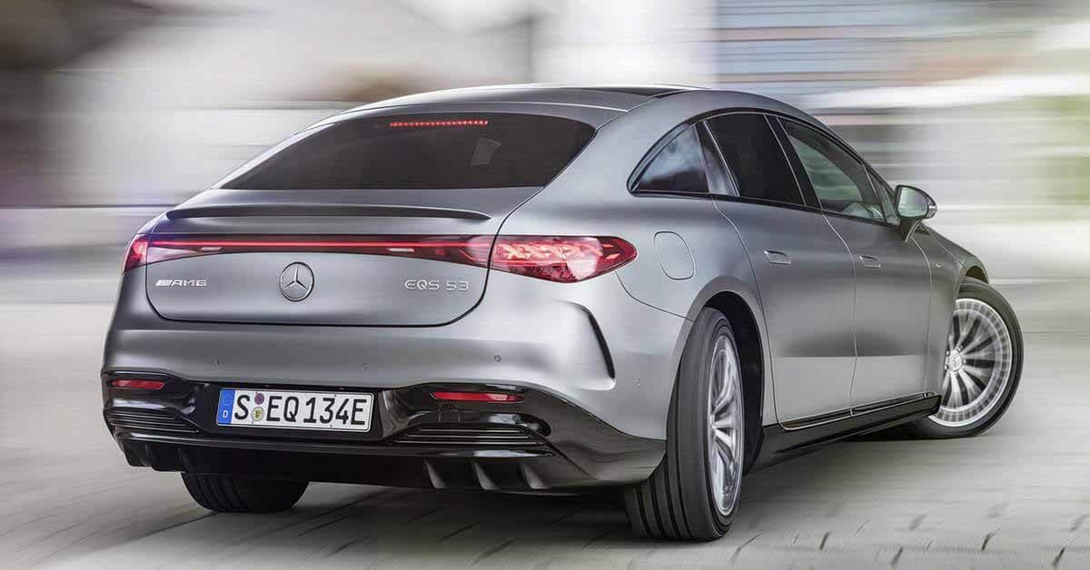Представлен первый электромобиль от Mercedes-AMG - Motor
