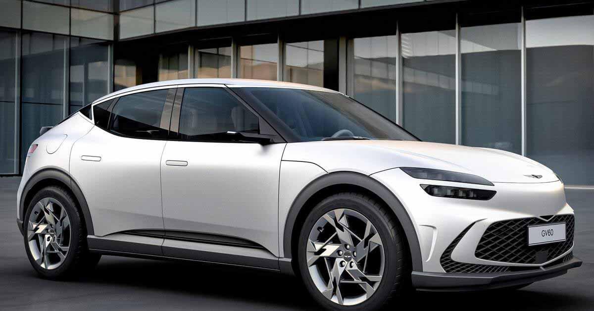 Автомобили Genesis научатся узнавать владельцев в лицо - Motor