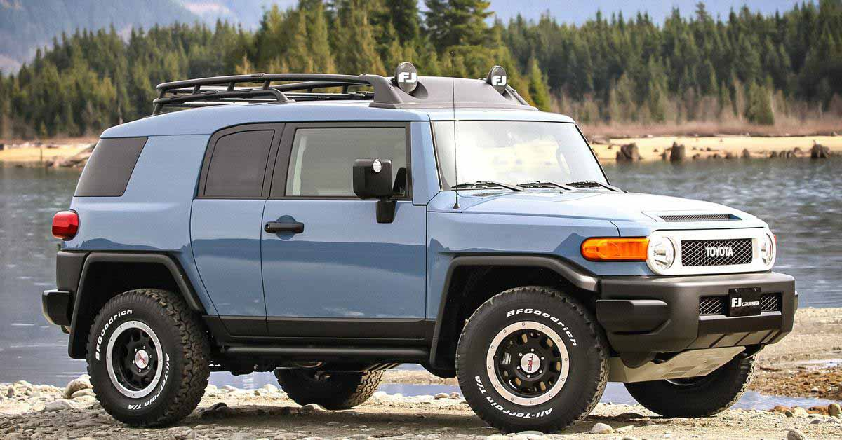 Старые внедорожники Toyota подорожали в несколько раз за последние два года - Motor