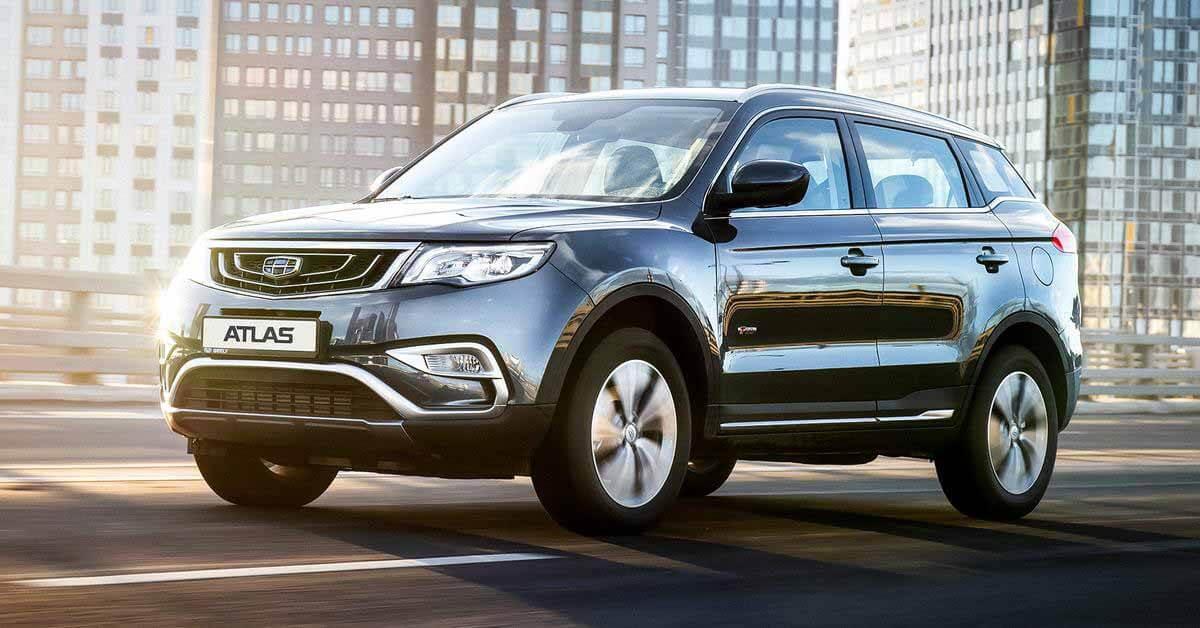 На какие китайские машины переходят россияне: рейтинг
