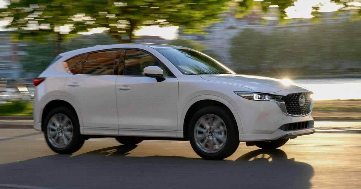 Mazda CX-5 обновилась и по умолчанию стала полноприводной - Motor