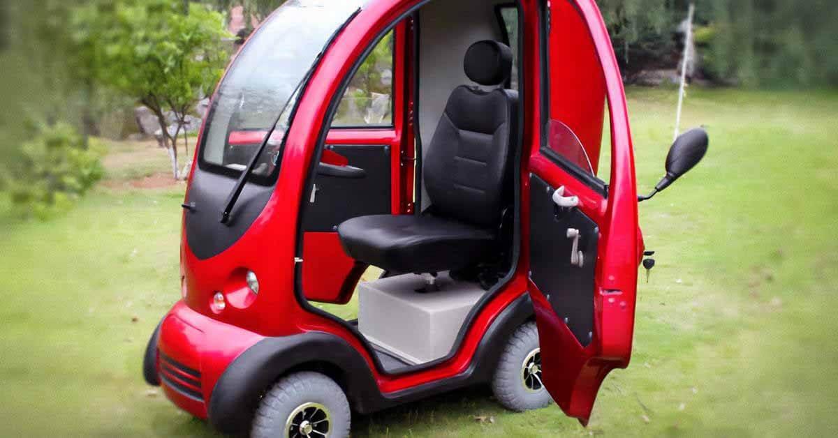 Взгляните на самый дешевый электромобиль в мире: он стоит всего 100 долларов.
