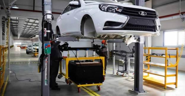 В Узбекистане начали собирать автомобили Lada - Motor