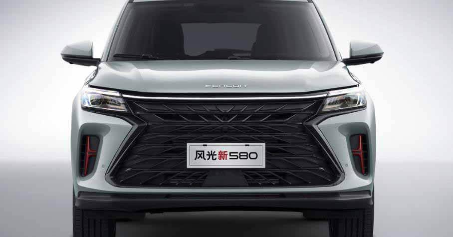 Dongfeng 580, который продается в России, сменил поколение - Motor