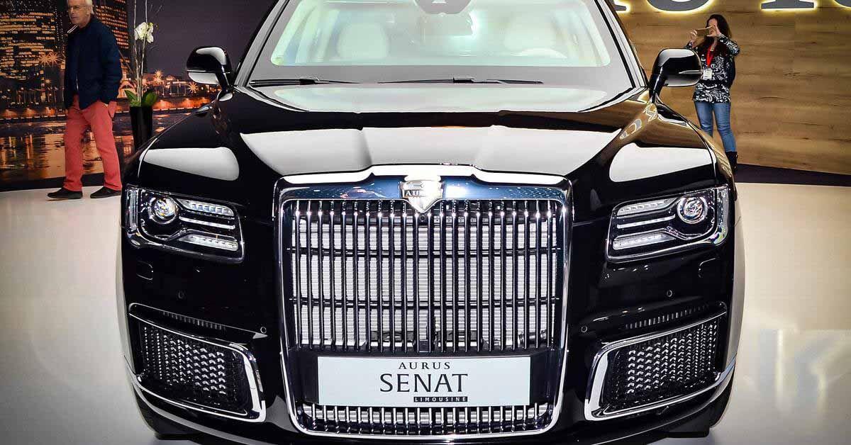 Создатели Aurus приступили к разработке собственного автопилота - Motor