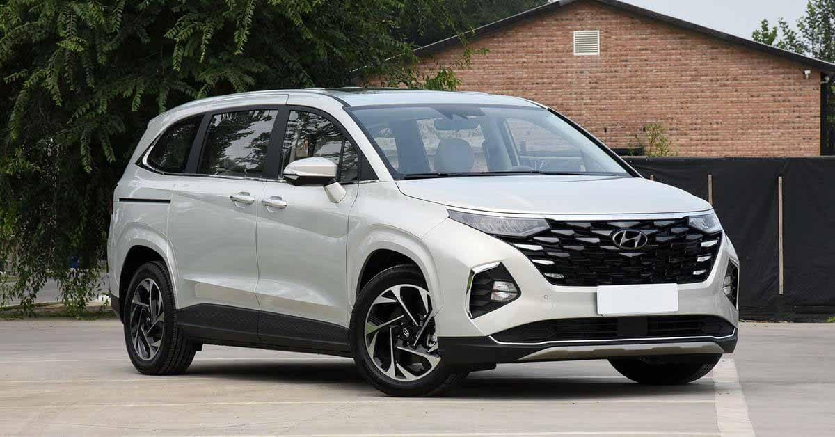 Продажи минивэна Hyundai стартовали в 1,5 раза дешевле Kia Carnival - Мотор