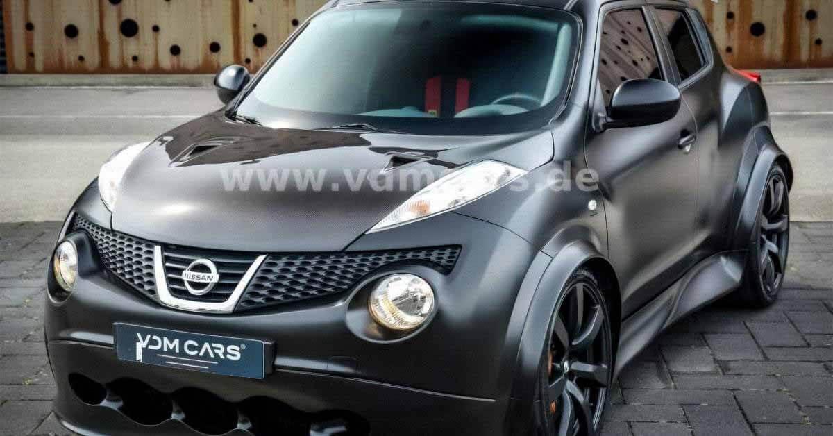 Nissan Juke с начинкой GT - R продают за 20 млн рублей - Мотор