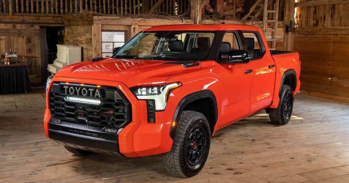 Понаехали: Toyota Tundra и другие «неамериканские» пикапы в Штатах.