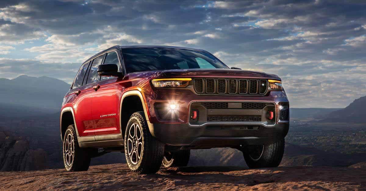 Кто против «индейца»: Jeep Grand Cherokee и его пятеро конкурентов