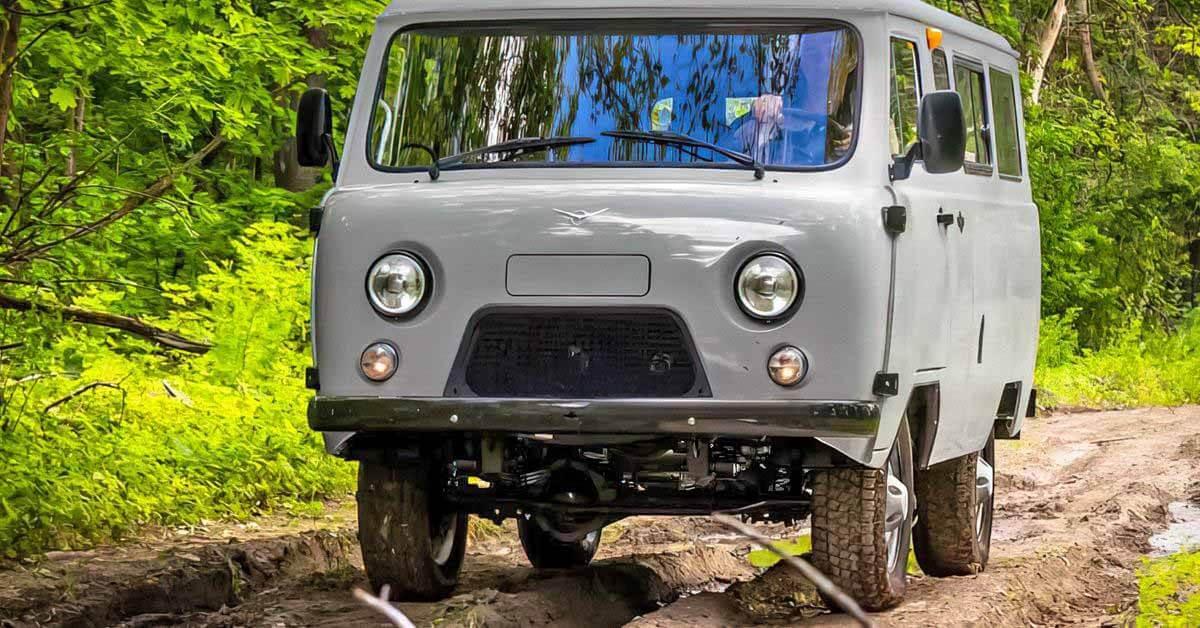 УАЗ поднял цены почти на все автомобили - Мотор