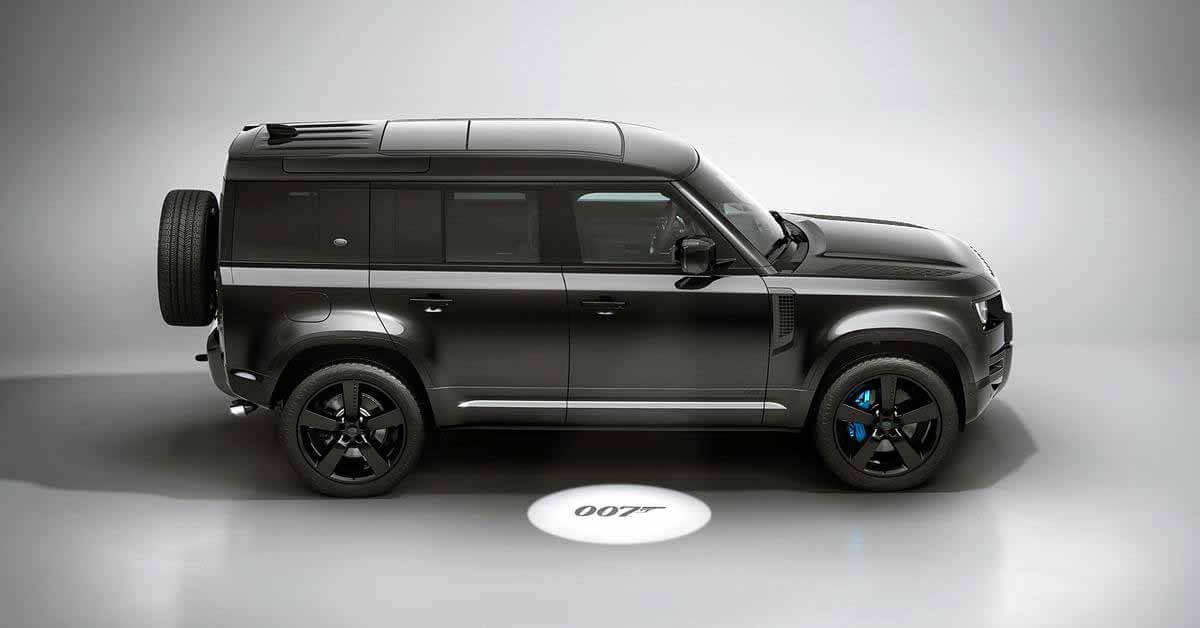 Стали известны российские цены на «шпионскую» версию Land Rover Defender - Motor