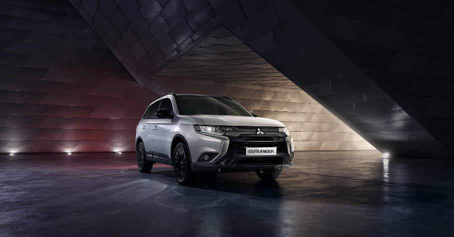 Российский Mitsubishi вернул «черную» спецверсию - Motor