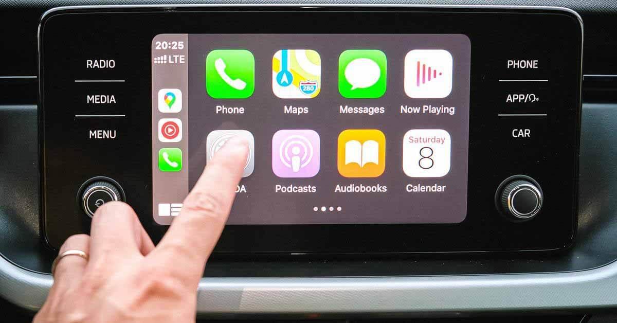 Apple научит iPhone управлять климат-контролем и сиденьями в автомобилях - Motor