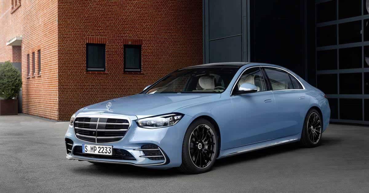 Mercedes-Benz добавляет еще несколько моделей в программу персонализации Manufaktur