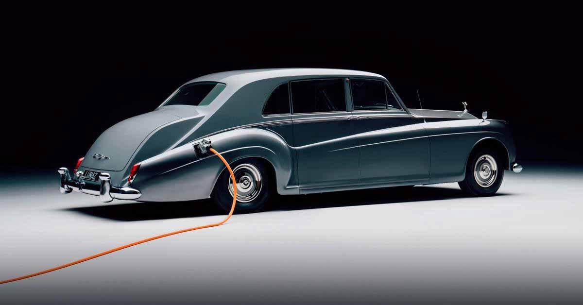Как и почему переводят старые автомобили на электрическую тягу?