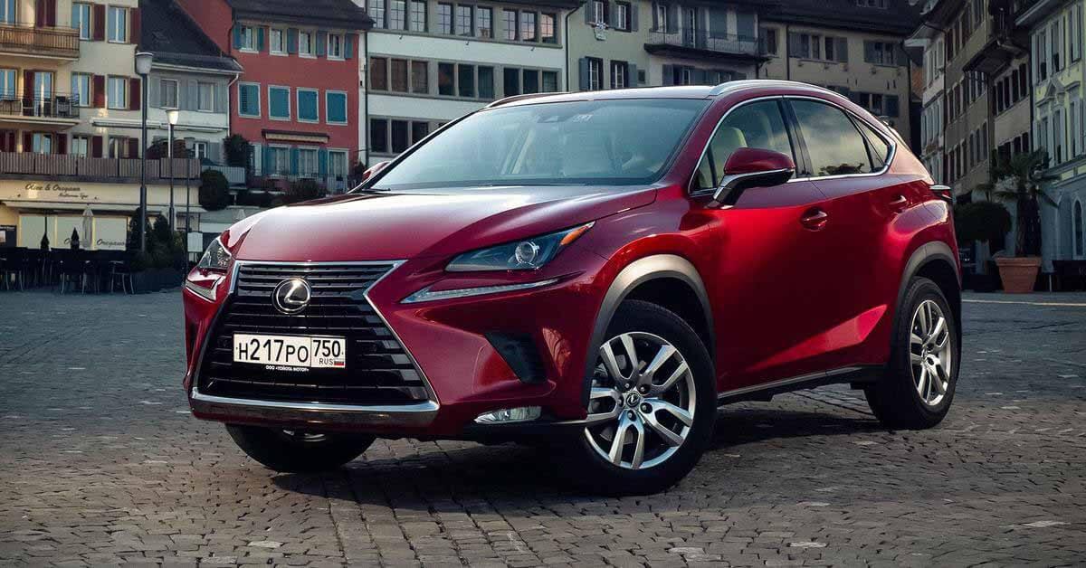 Lexus в России подорожал.  Одна модель прибавила 430 тысяч рублей - Мотор
