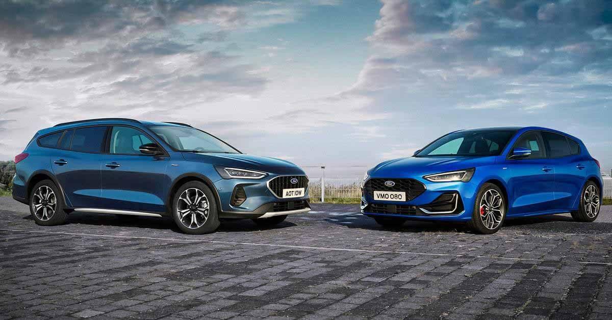 Ford представил обновленный Focus - Motor