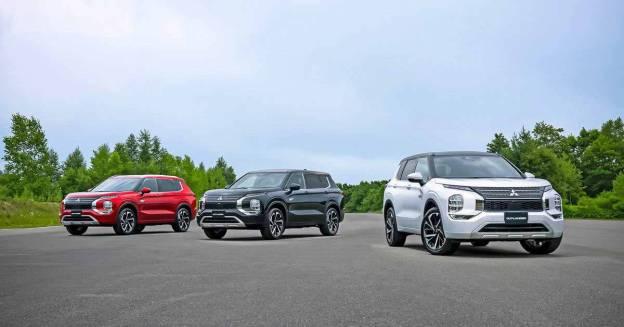 Mitsubishi представила гибрид Outlander PHEV нового поколения - мотор