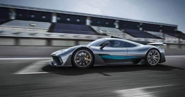 Mercedes-AMG One снова задерживается - Motor