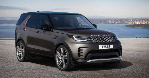 Land Rover Discovery получил новую семиместную версию Метрополитена в России - Motor
