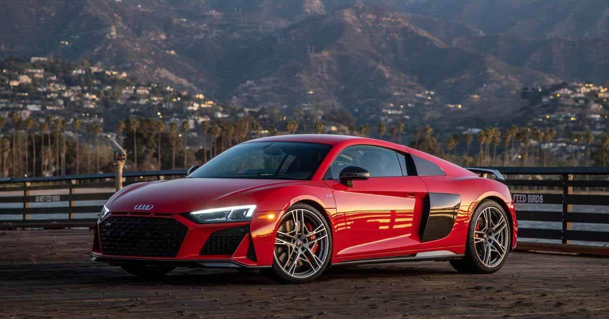 Новую Audi R8 придется ждать на два года дольше - Motor