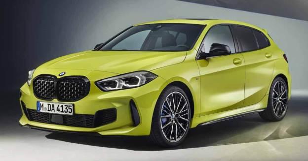 BMW улучшила «заряженный» хэтчбек M135i xDrive - Motor