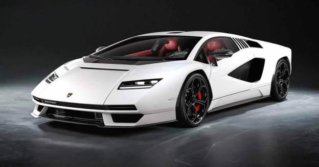 Возрожденный Lamborghini Countach пытается перепродать по тройной цене - Motor