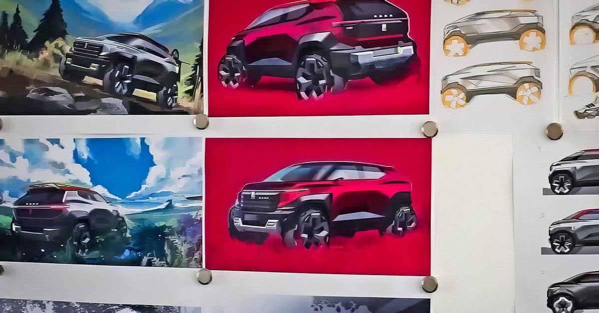 АвтоВАЗ намекнул на разработку секретной машины - Motor