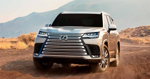 Тяжеловесы: рассматриваем конкурентов нового Lexus LX