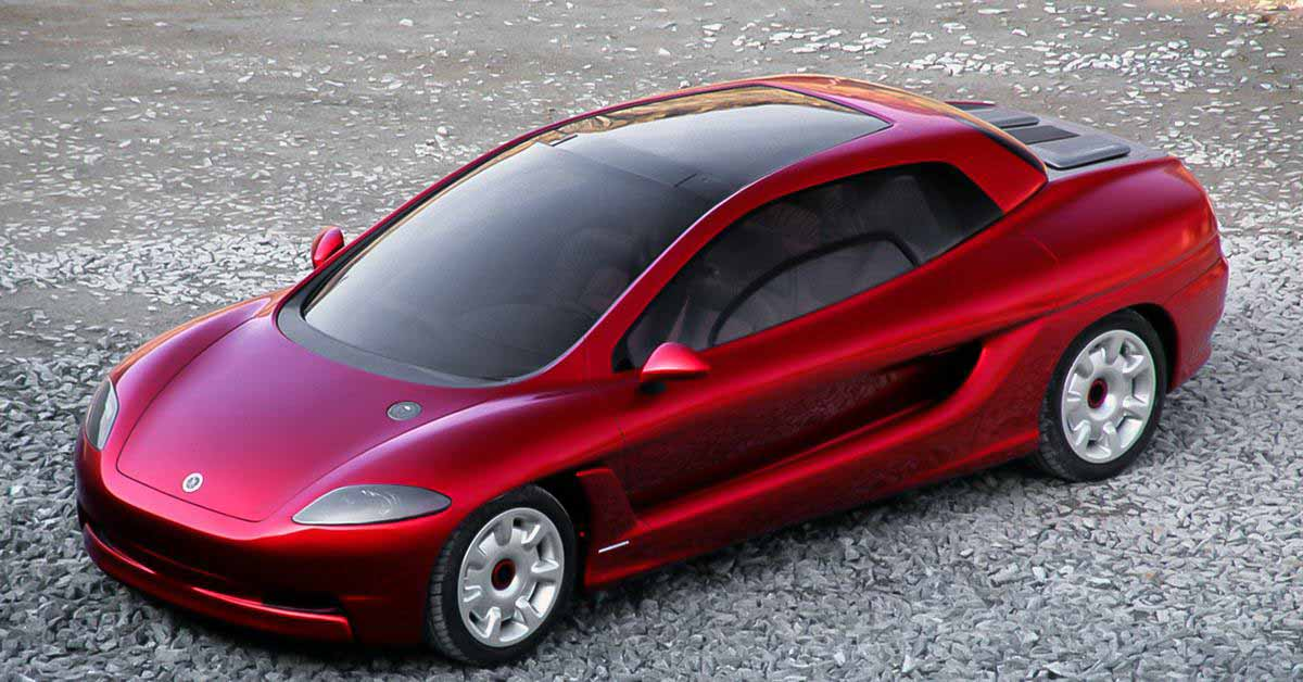 Буртоновское видение того, как должен выглядеть седан Porsche - Читальный зал - Мотор