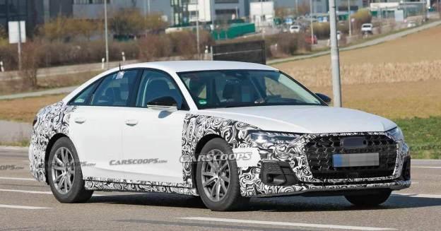 Обнародована дата премьеры обновленного Audi A8 - Motor
