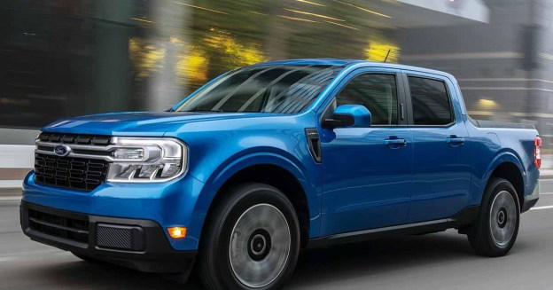 Новый бюджетный пикап Ford оказался экономичнее заявленного - Motor