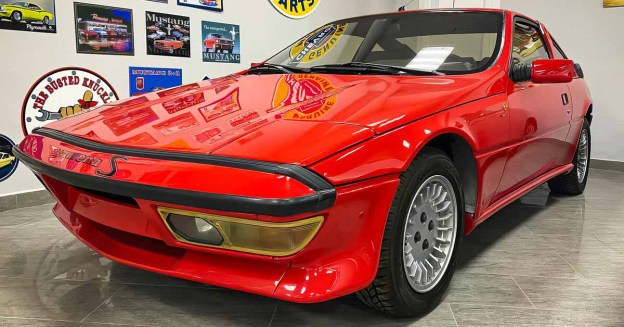 Самый редкий спорткар, который выпускался всего три года, продается в России - Motor