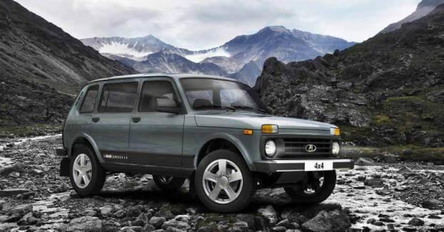 АвтоВАЗ изменил план производства пятидверной Lada Niva - Motor