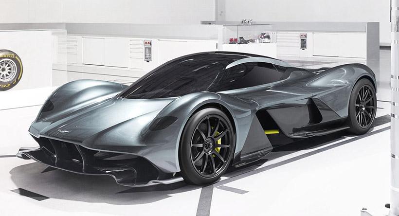 Nuevo deportivo Aston Martin