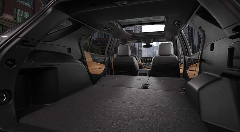 Diseño Chevrolet Equinox 2018