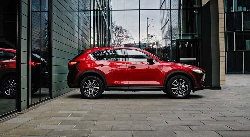 Mazda CX-5 2017, Versatilidad y Desempeño