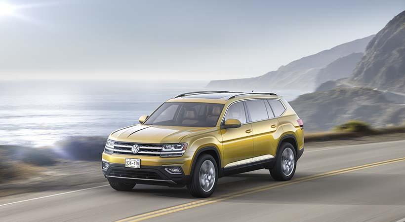 """""""Luv Bug"""", Primer Comercial de TV de Volkswagen Atlas"""