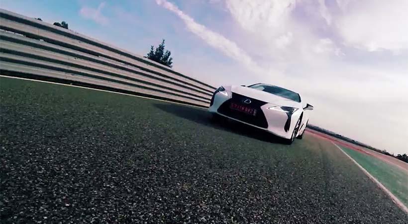 Tour Global Lexus LC 500