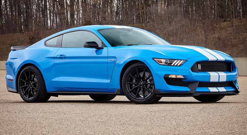 Shelby GT350 2017