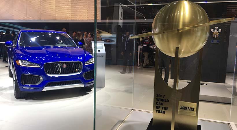 Video Auto Show New York 2017