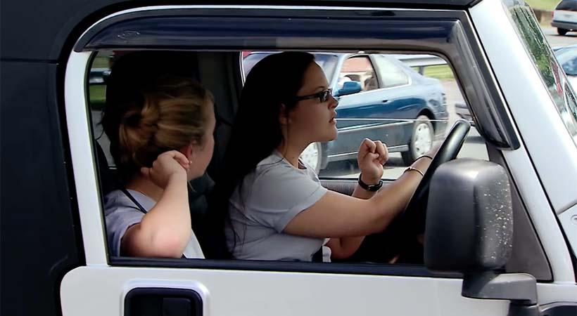 Teens al volante, peligro constante