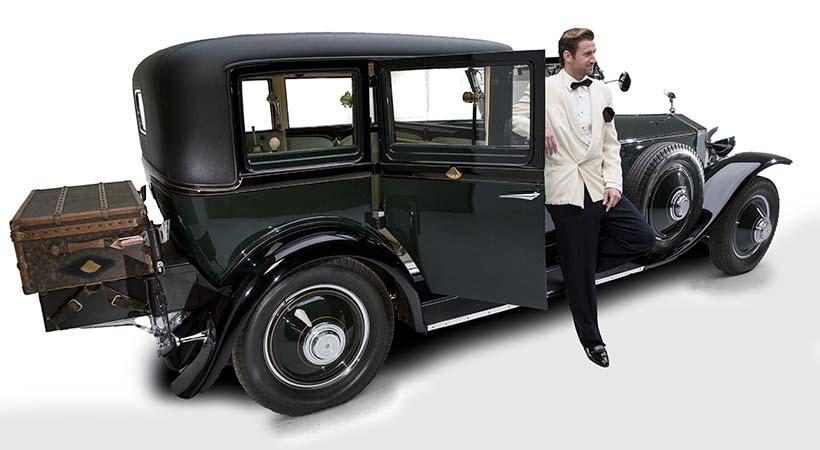 The Great 8 Phantoms, la gran celebración Rolls-Royce