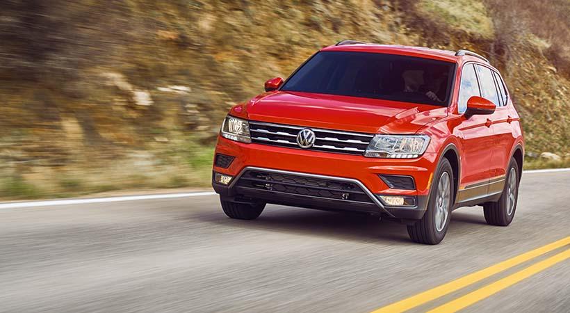Precio Volkswagen Tiguan 2018 y todos los detalles
