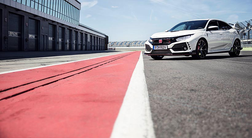 Honda Civic Type-R 2017